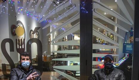 Bars i restaurants estan oberts a Agramunt.