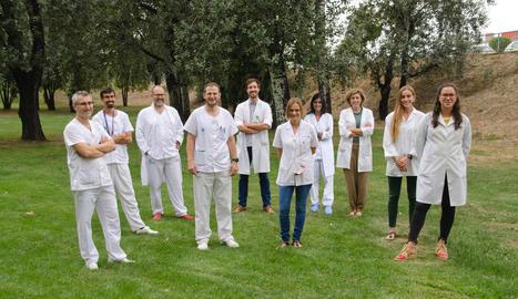 Lleida impulsa un assaig clínic per estudiar els beneficis d'una teràpia neuroprotectora als inicis d'un ictus