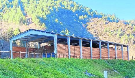 Projecte de la biorefineria experimental de Balaguer.