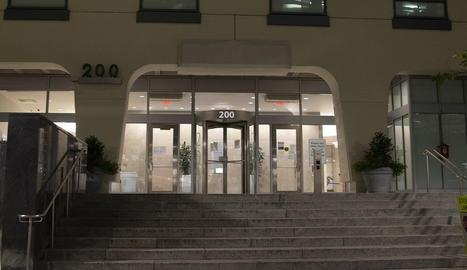 Seu central de la farmacèutica Moderna a Cambridge, Estats Units