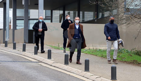 Policies investigats per l'agressió a Enric Sirvent l'1-O a Lleida diuen que van actuar