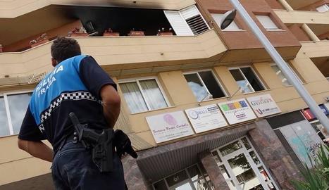 El cos de policia local passarà a tenir vint-i-dos agents.