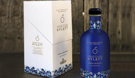 El Molí d'Alcanó presenta el Praedium Kylatt, el nou i premiat oli verge extra