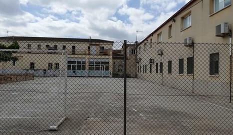 El centre de servei es construirà a la zona de la vella escola.