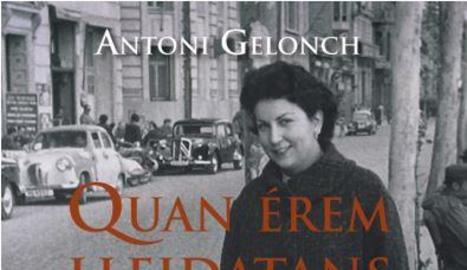 Antoni Gelonch visita els seus orígens
