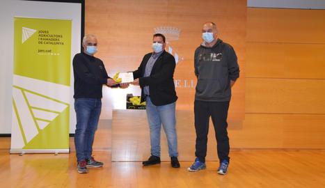 Miralcamp Fruits guanya el Premi a la Millor Poma Golden