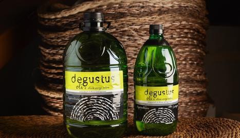 L'oli Degustus de la Granadella, premiat amb tres premis internacionals