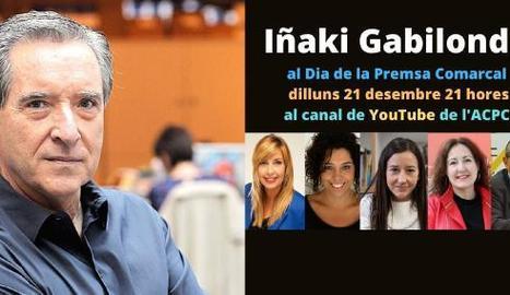 Iñaki Gabilondo, al Dia de la Premsa Comarcal [a les 21.00 hores]