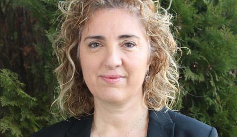Magda Torrens, directora del Sector Agrari a Lleida.