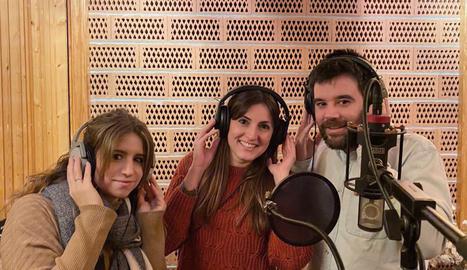 """Grupo Esneca canta """"Para ellas"""" en el seu disc solidari"""