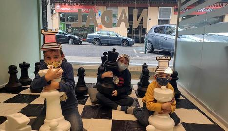El Campus d'Escacs de Nadal de Josep Oms ja està en marxa