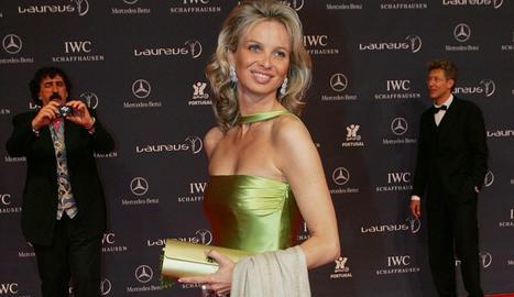 Corinna Larsen va rebre quantitats milionàries de comptes del rei emèrit, segons la Fiscalia suïssa.