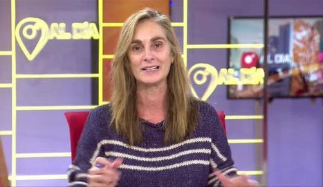 Marta Reyero, al natural, a Cuatro.