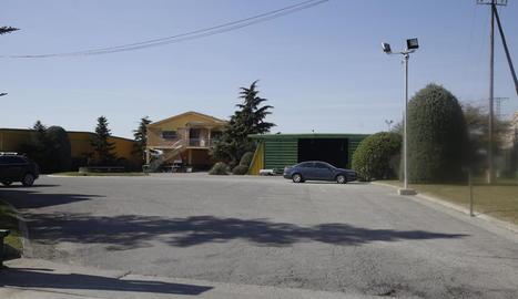 Imatge de l'empresa Aeropic, on van tenir lloc els fets a la partida de Butsènit.