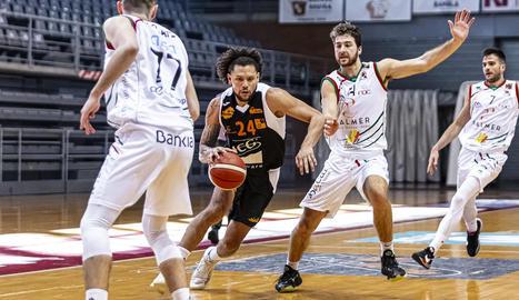 El Força Lleida guanya al Palma en un debut estel·lar de Michael Carrera
