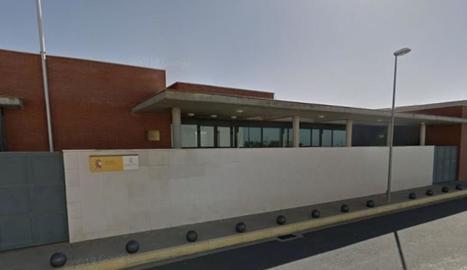 Quarter de la Guàrdia Civil a Tamarit de Llitera.