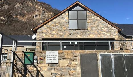 L'escola La Vall de Boí.