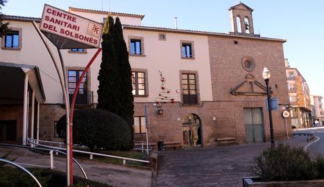 La residència d'avis de Solsona.
