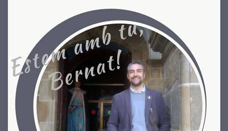 Agramunt conAgramunt convoca una concentració de suport a Bernat Solévoca una concentració de suport a Bernat Solé