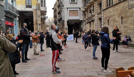 L'esport de Lleida demana suport a la Paeria davant les restriccions del Govern