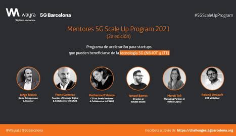 Telefónica i Mobile World Capital Barcelona obren una convocatòria d'acceleració per a startups de Lleida basades en tecnologia 5G