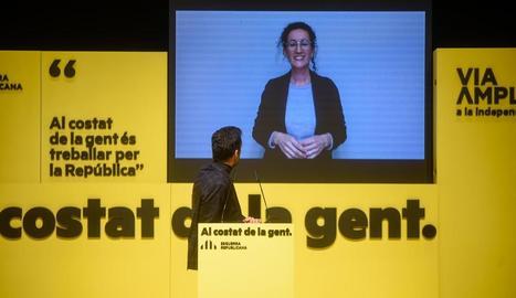 """Vilalta: """"La victòria d'ERC serà clau per a l'amnistia"""""""