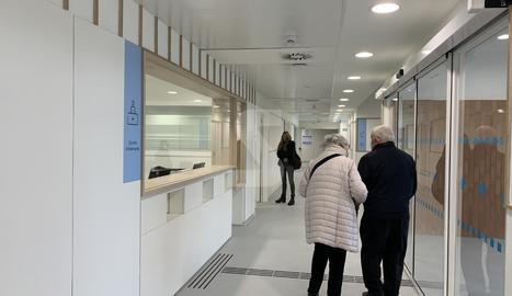 © Obre el nou edifici de l'Arnau