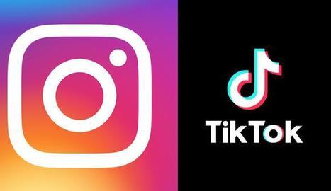 TikTok contra Instagram