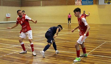 El Sícoris Club torna a la competició amb una golejada