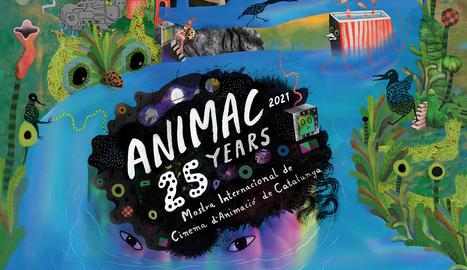 L'Animac, Mostra Internacional de Cinema d'Animació, celebra 25 anys amb una edició presencial i online.