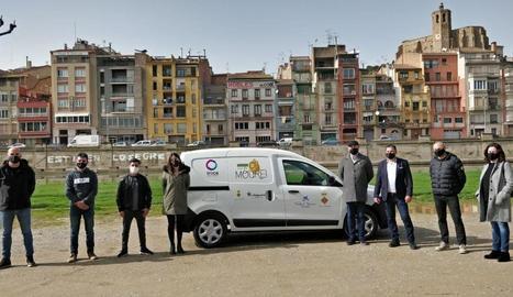 Presentació de la iniciativa ahir a Balaguer.