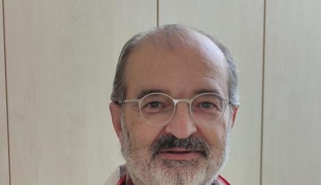 Francesc Xavier Galindo.