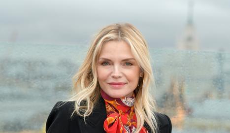 Michelle Pfeiffer torna al cine amb el film 'French Exit', una comèdia negra