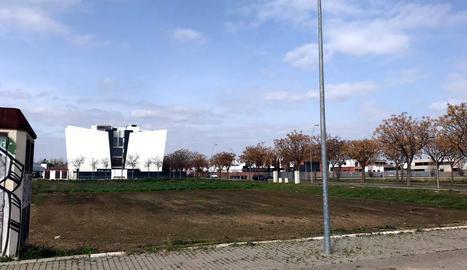 L'EMU ven una parcel·la a Ciutat Jardí per 1,2 milions d'euros