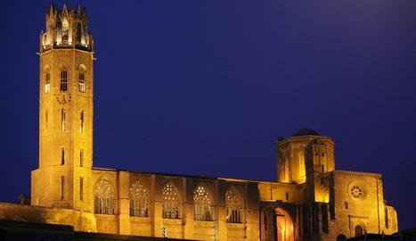 La Seu Vella de Lleida, finalista
