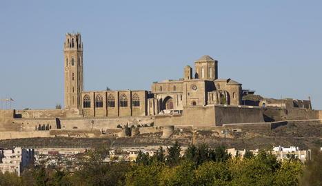 La Seu Vella s'imposa a Girona