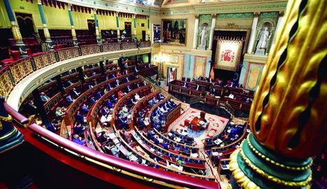 El Congrés dels Diputats va avalar els sis vocals de RTVE que li correspon nomenar.