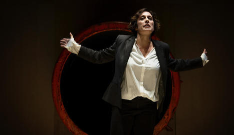 L'actriu Clara Segura.