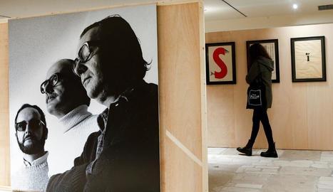 L'exposició a la Fundació Brossa de Barcelona podrà visitar-se fins al 18 de juliol.