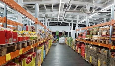 El 'Lidl rus' obrirà aquest any 40 supermercats a Espanya amb preus un 30% inferiors als del sector