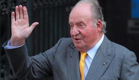 Joan Carles I.