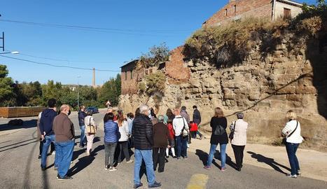 La muralla medieval de Térmens està catalogada com a Bé Cultural d'Interès Nacional.