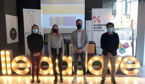 Neix a Lleida el projecte Fem Coop per impulsar el cooperativisme entre els joves