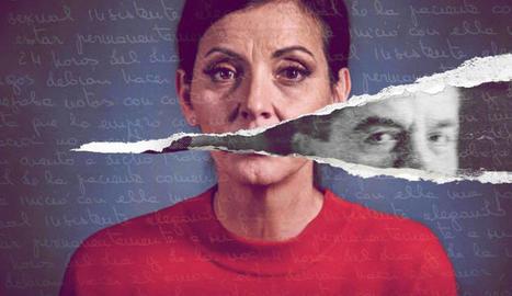 Imatge promocional del documental 'Nevenka', estrenat divendres passat a Netflix.