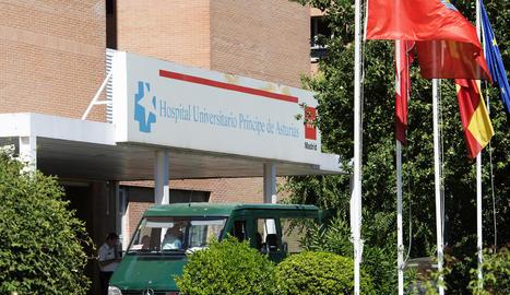 Hospital Príncipe de Asturias d'Alcalá de Henares.