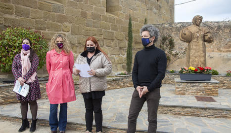 Només un 7% dels carrers de l'Urgell tenen nom de dona