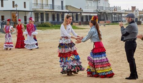 'Maestros de la costura' flamenca