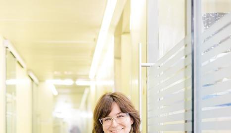 Beatriz Mothe, investigadora d'irsicaixa