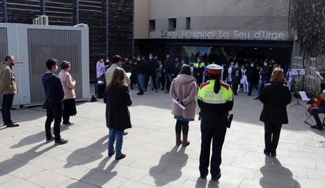El Sant Hospital de la Seu d'Urgell estudia la possibilitat de practicar l'avortament farmacològic