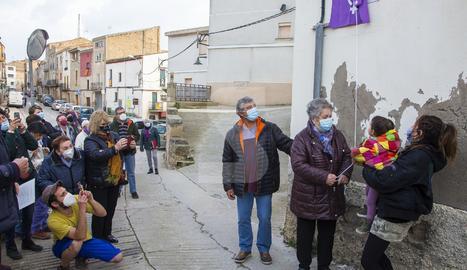 © Maldà, primer carrer amb nom de dona